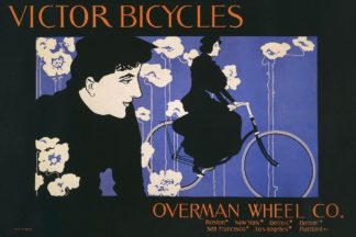 B3113D - Bradley, William Henry - Victor Bicycles (horizontal)