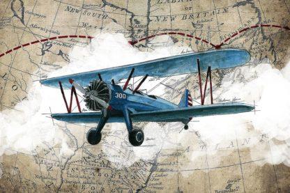 Biplane 1