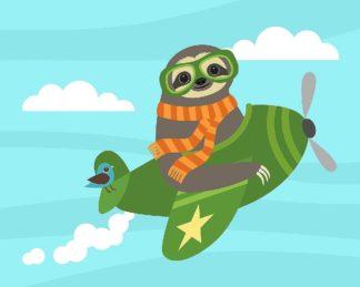 Airborne Sloth