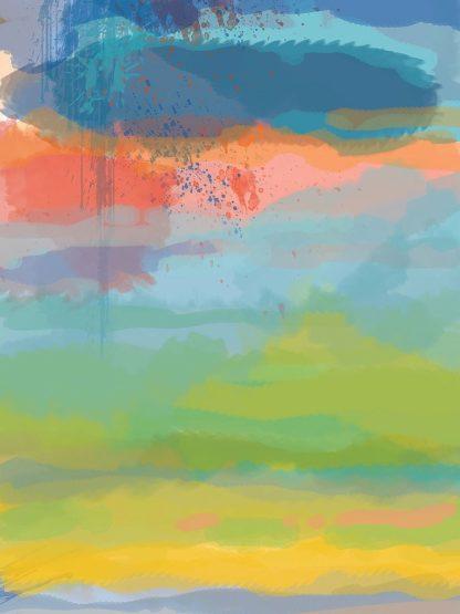 Coral Sky